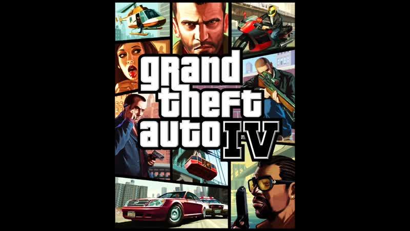 Заставка GTA IV