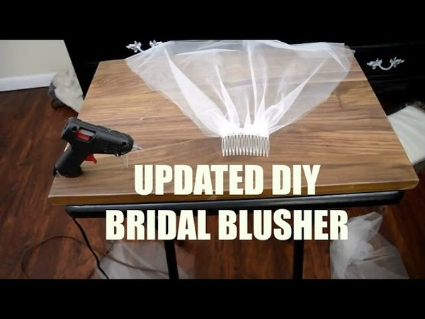 Updated Tutorial on How To Make Your Own Bridal Blusher | DIY