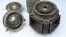 GTD-350 двигатель высокоразвитой цивилизации - Галтовка разборка турбины