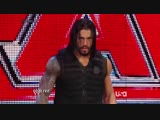 Roman Reigns Angry Moment In WWE Replay