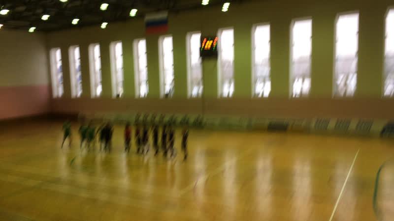 Матч Чемпионата Алферово Волжанка