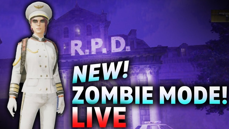 PUBG MOBILE 0 11 LIVE ZOMBIE MODE SUB GAMES SUBSCRIBE JOIN ME Let's Have Some Fun