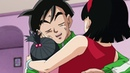 Gohan promete proteger Videl e Pan para sempre - DBS