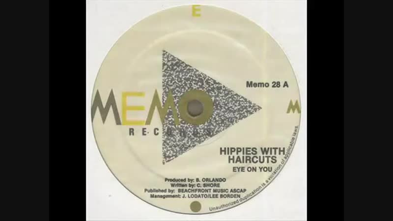 Hippies With Haircuts - Eye On You