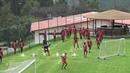 P.F. Marco Zapata - Ejercicios de Preparación Física en el Fútbol