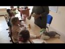 Наши малыши на занятиях по английскому языку)😍В группе выходного дня есть пару мест😉Успейте записаться👇 ☎8⃣➖4⃣9⃣9⃣➖4⃣5⃣0⃣➖3⃣7⃣➖4