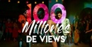 """ᴬᴮᴿᴬᴴᴬᴹ ᴹᴬᵀᴱᴼ on Instagram: """"Estoy feliiiiz! SeAcaboElAmor ya tiene 100 MILLONES DE VIEWS 😱🔝🙏🏼 Gracias familia por seguir gozándola, vamos po"""