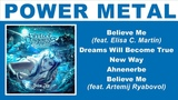 Valentin Lezjenda's Speed of Darkness - Believe Me (Power Metal 2018)