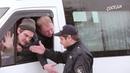 Полицейский остановил забитую до отказа маршрутку