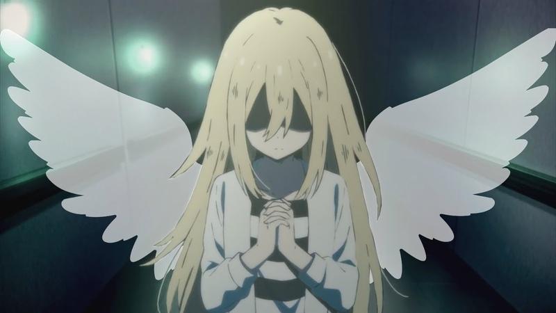Аниме клип Мой падший ангел Ангел кровопролития Зак и Рейчел