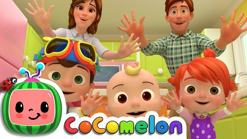 Please and Thank You Song | CoCoMelon Nursery Rhymes Kids Songs
