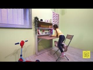 стол-трансформер для детей