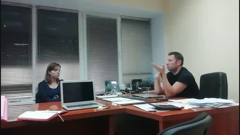 Тренинг на ТВ Домодедово