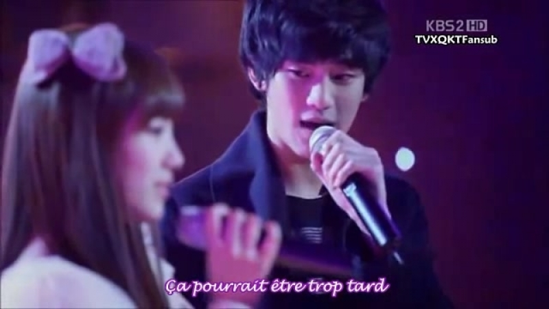 OST_ DREAM HIGH __ Kim soo hyun Suzy - Maybe [TVXQKTFansub(vostfr)]