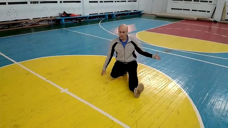 Верток Упражнение казаков пластунов Здоровье сила и гибкость тела