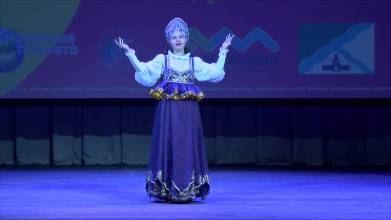 Эльмира Сырых (Бийск) - Русь православная