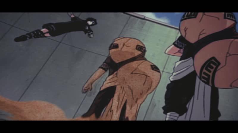 Sasuke vs gaara.