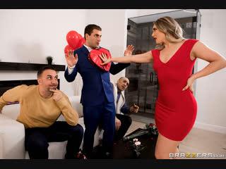 Brazzers - big butts like it big - earning my valentine / aj applegate & keiran lee