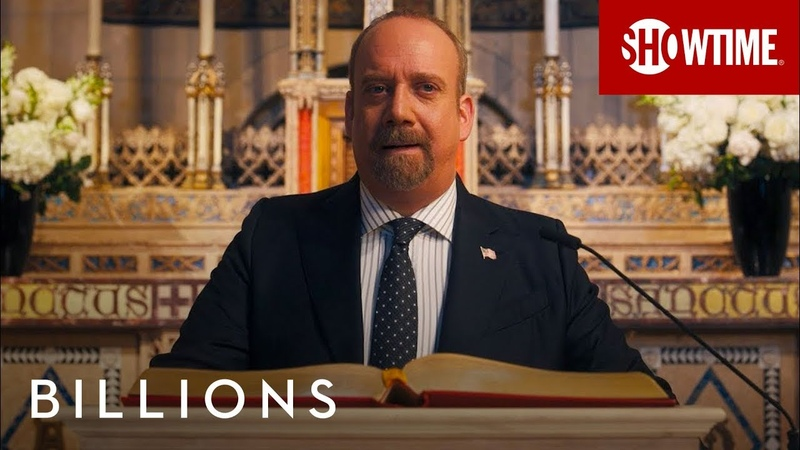 We Will Continue to Purge These Pews Ep. 5 Official Clip   Billions   Season 4