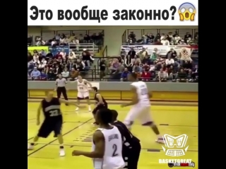 С таким ростом только в баскетбол и играть