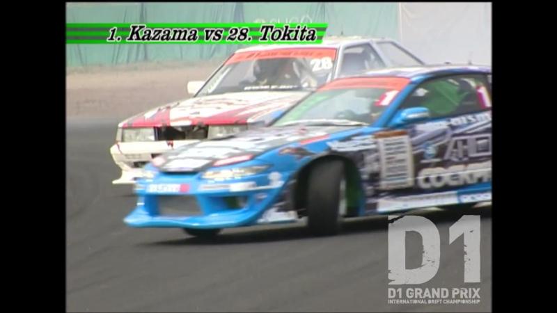 D1GP 2006 Rd.2 at Sportsland Sugo 3.
