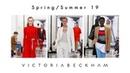 Victoria Beckham Spring Summer 2019 Presentation, London Fashion week.