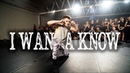 I Wanna Know - NOTD feat Bea Miller | Brian Friedman Choreography | IAF