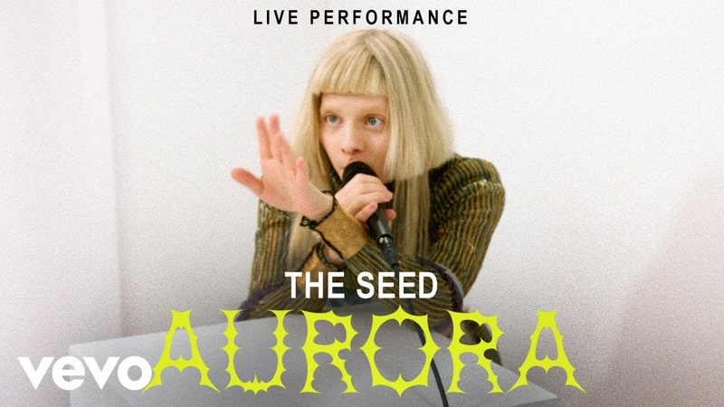 Aurora - The Seed Live Performance | Vevo