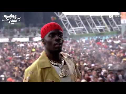Sheck Wes - Rolling Loud Full Set Miami 2019