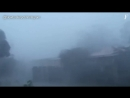 Major hurricane Michael in Florida Panhandle USA, october 10, 2018