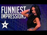 6 Of The Best Impressionists On Britain's Got Talent &amp America's Got Talent