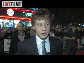 George Mackay The boys are back premiere