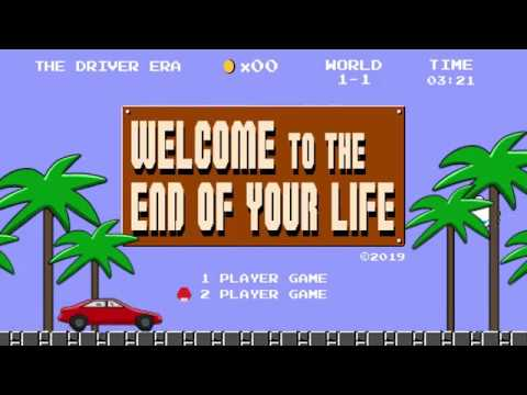 The Driver Era - Welcome to the End of Your Life (Lyric Video)