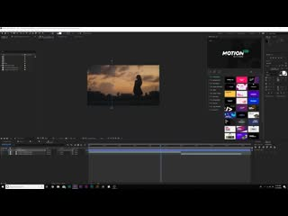 Create 3 shape transitions after effects motion gr