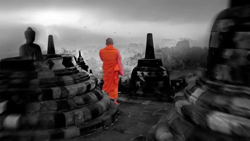 Buddhist Meditation Music for Positive Energy_ Buddhist Thai Monks Chanting Heal