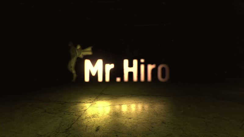 Mr.Hiro / Mini Project - After Effects
