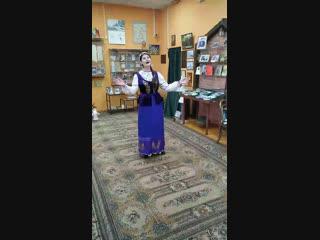 Live: Библиотека №128 ЦБС ЮВАО - КЦ М.А. Шолохова
