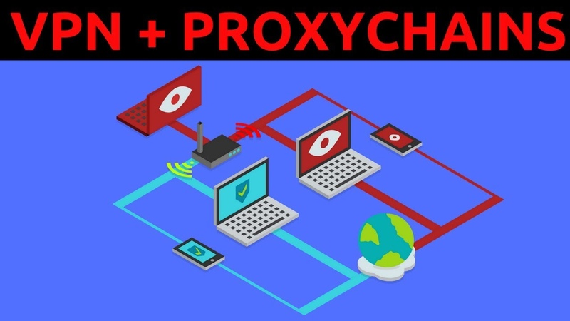 How To Use A VPN With Proxychains | Maximum Anonymity