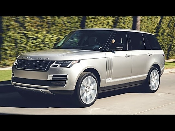 2019 Range Rover SVAutobiography – (LUXURY SUV FIRST CLASS RIDE) | Range Rover 2019