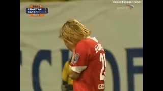 СПАРТАК - Сатурн (Московская обл.) 1:1, Кубок России - 2005-2006, Полуфинал