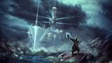 Ghost Ship Fleet in action Флот призрачных кораблей в действии DOTA 2
