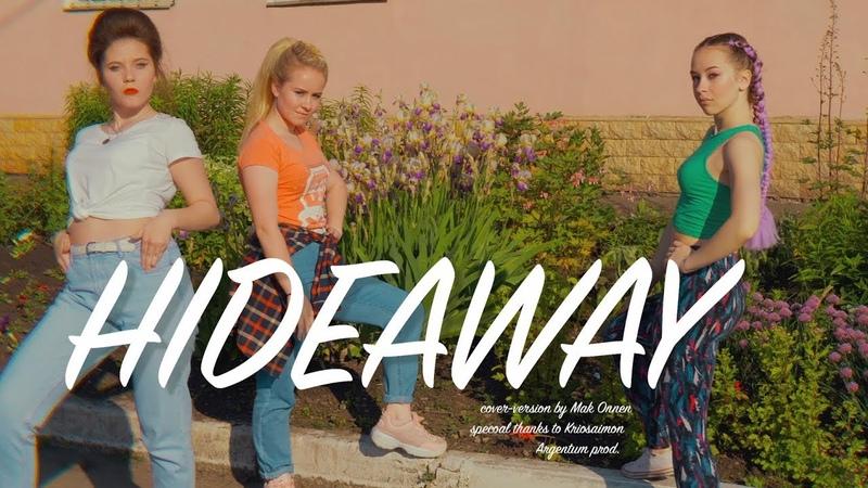 Hideaway by Kiesza Krasnoufimsk's cover