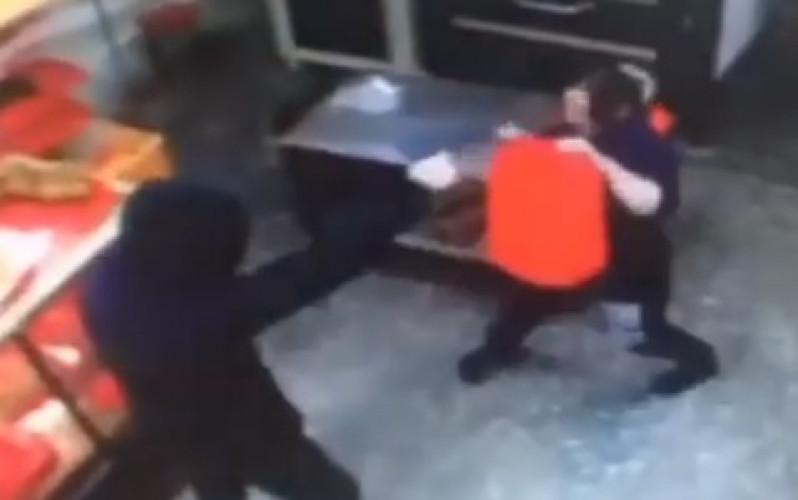 В Черкесске подросток совершил вооруженный налет на пекарню