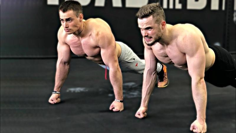 Как Тренируется Чемпион Воркаута