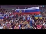 Сборная России в групповых упражнениях 3 мяча + 2 скакалки // Чемпионат Мира София,Болгария 2018