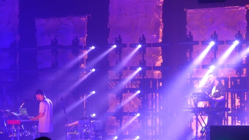 Sharp Edges Mike Shinoda@Sherman Theater Stroudsburg, PA 10/15/18