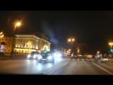 Зеленоглазое такси -- Green Eyed Taxi (ночной город)