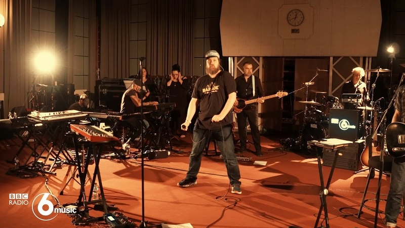 John Grant He's Got His Mother's Hips Live for BBC Radio 6 Music
