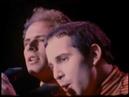 SIMON GARFUNKEL Sound of silence 1967 Live