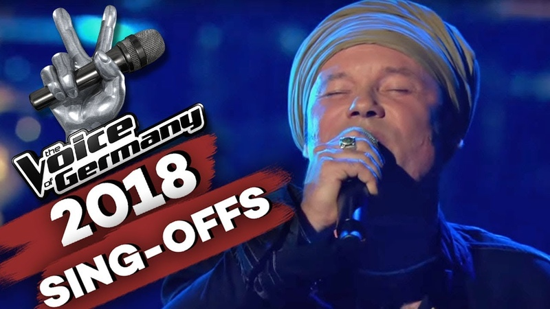 U2 - With Or Without You (Guido Goh) | The Voice of Germany | Sing-Offs